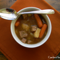 Beef Stew With Guinness Recipe