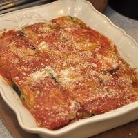 Parmigiana di melanzane (Eggplant Parmesan) Recipe