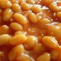 Aunt Pearl's Simpson Beans Recipe