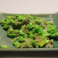 Green Eggs & Ham (and Cheese) Recipe