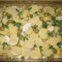 Рыба с оливками Recipe