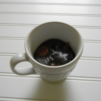 Bailey's Irish Cream Brownie in a Mug Recipe