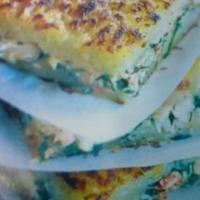 French Cuisine: Double Galette de pommes de Terre au Crabe/Double Potato & Crab Galette Recipe