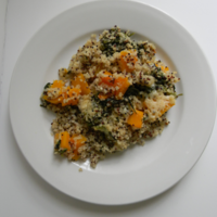 Quinoa and Butternut Squash Casserole Recipe
