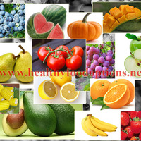 Benefits of Fruit Based on His Skin Color Recipe