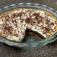 Easy Chocolate Cream Cheese Icebox Pie Recipe