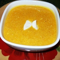 Butternut Squash and Apple Soup (with Pressure Cooker Option) Recipe