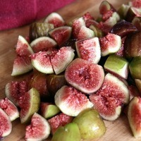 Fig Jam with Balsamic Vinegar and Rosemary Recipe