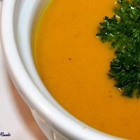 Red Lentil & Carrot soup is truly a soup for all seasons Recipe