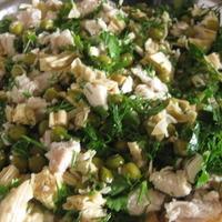 Салат со спаржей Recipe