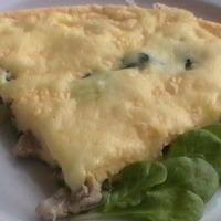 Tortilla de queso mascarpone Recipe