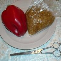 Тыква с рисом «Тыквенная нечисть» Recipe