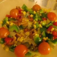 Салат кукурузный по-мексикански Recipe
