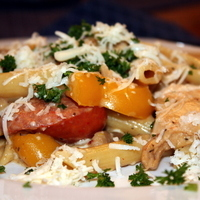Rattlesnake Penne Pasta.... Why is it called that? Recipe
