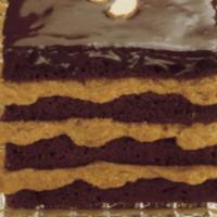 Pumpkin Harvest Chocolate Torte Recipe