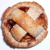 Almond-Crusted Vino Cotto (Vincotto) Apple Tart Recipe