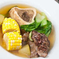 Bulalo (Beef Marrow Stew) Recipe