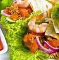 Spicy Paprika Shrimp Wraps Recipe