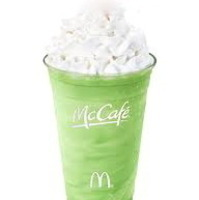 Mc Donald's Shamrock Shake Made Skinny and Fat-Free Recipe