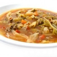 Super Skinny Sweet and Sour Cabbage Soup Recipe