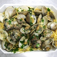 Clams and Linguine Recipe