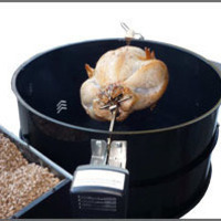 Hardwood Pellet-Fired Stoven Rotisserie Turkey Brine Recipe