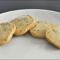 Parmesan Crackers Recipe