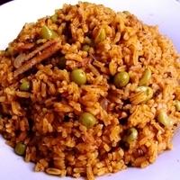 Sardine rice (sardine locrio or pica pica locrio) Recipe