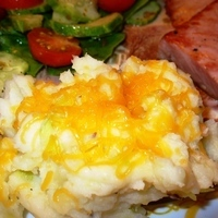 Mashed Potatoes and Cabbage (Colcannon) Recipe