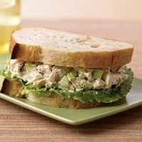 Chicken Sandwich Supreme Recipe