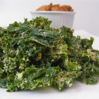 Raw Vegan Kale Chips Recipe