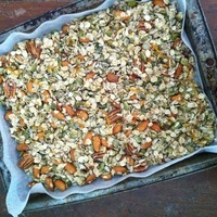 Vanilla and Orange Toasted Muesli Recipe