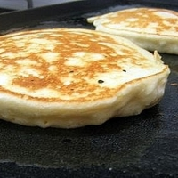 Fluffy Ricotta Pancakes Recipe