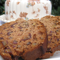 "Gluten Free Date and Walnut Loaf - ""Delicious Magazine"" Recipe"