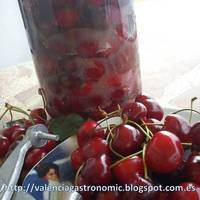Make your own Italian cherry wine (visciolato) Recipe