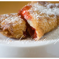 Cherry Pie Egg Roll Recipe