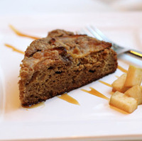 Pumpkin Apple Crumb Cake Recipe