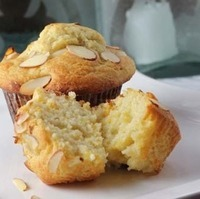 Peachy Muffins Recipe