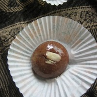 Almond fudge balls Recipe