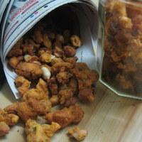 Spicy Peanuts Recipe