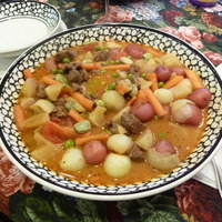 Navarin d'Agneau Recipe