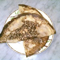 Malaysian Pancake/Crepe Recipe