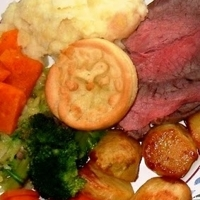 English Roast Beef Recipe