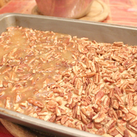 Caramel-Nut Corn Recipe