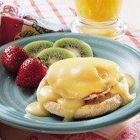 Godo's Nadsballseggs....IE: Eggs Benedict Recipe