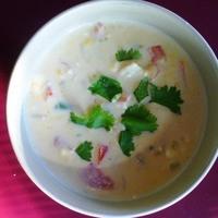 Mexican Chicken Corn Chowder Recipe