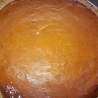 Pumpkin Chess Pie with Easy Praline Sauce Recipe