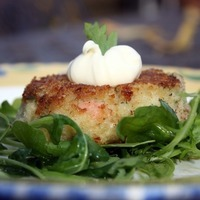 Grown Up Smoked Salmon Fishcakes Recipe