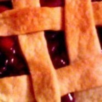 Easiest Pie Crust Ever Made (from the 1940's from scratch) Recipe