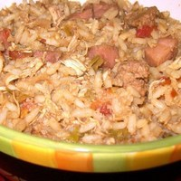 Spicy Creole Jambalaya Recipe